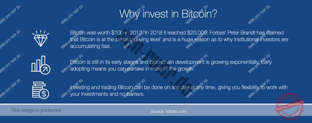 Bitcoin System why invest in bitcoin ?