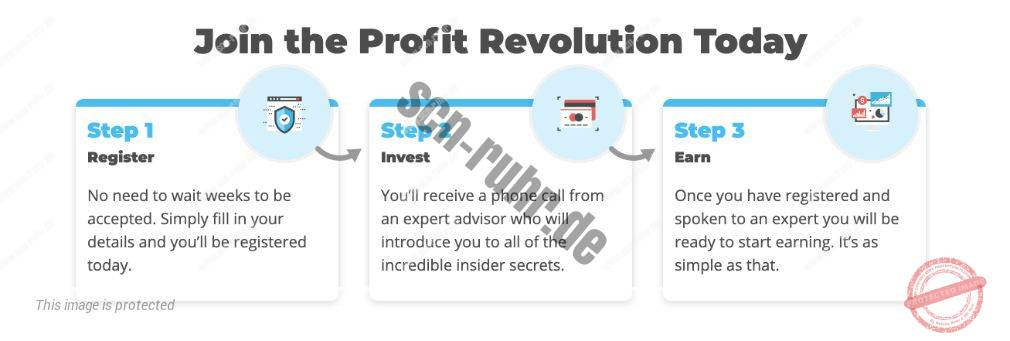 How to create a Profit Revolution account