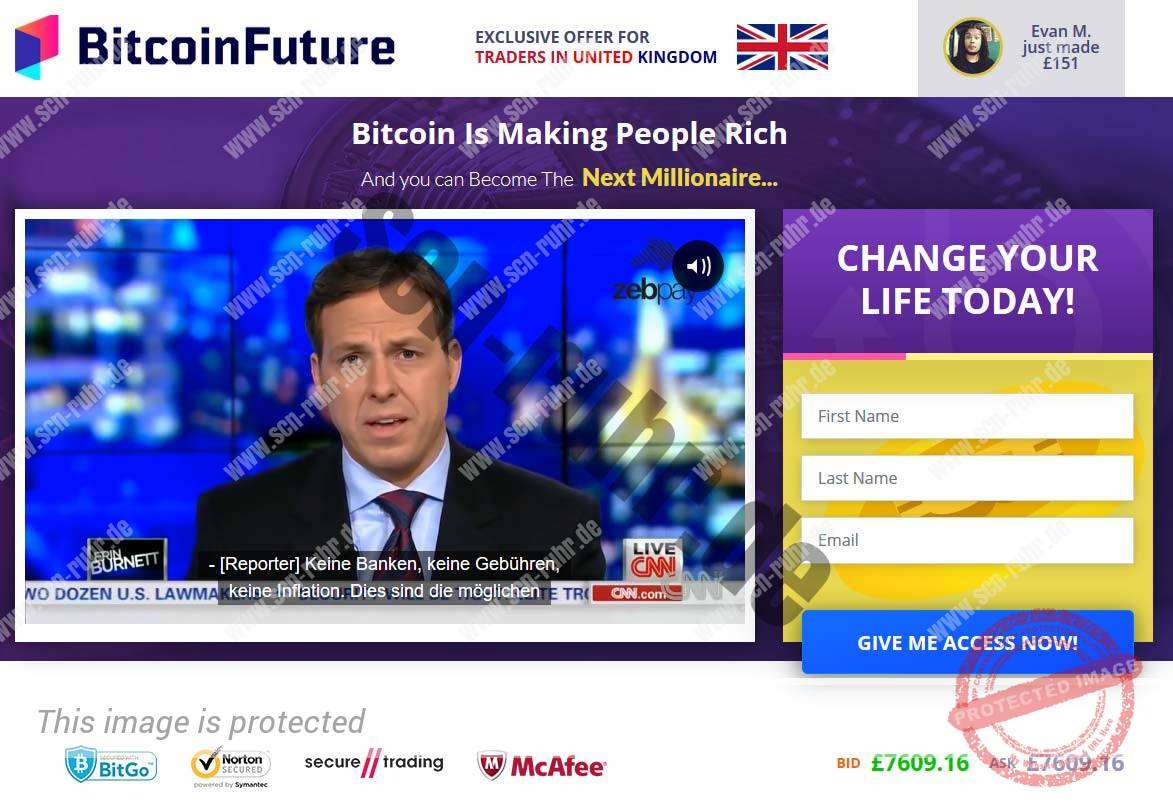 Bitcoin Future Ervaringen