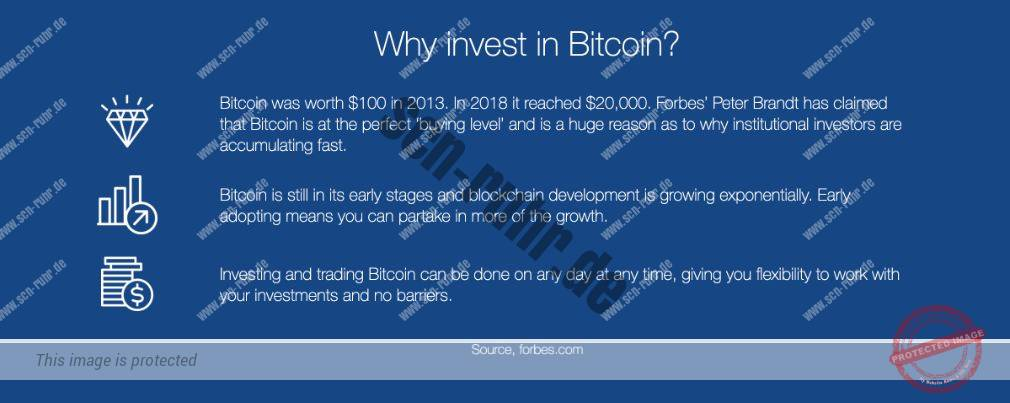 Bitcoin Bank why invest in Bitcoin